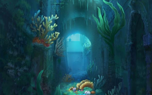 ゲーム背景1