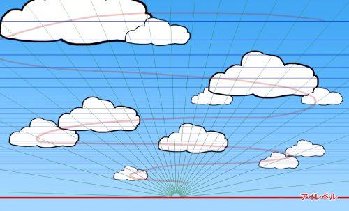 雲の描き方1_良い例