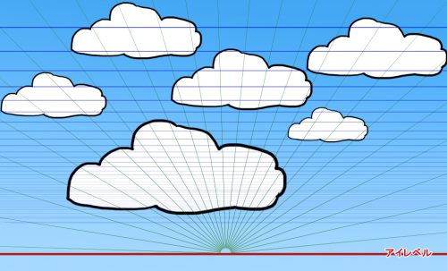 雲の描き方1_悪い例2